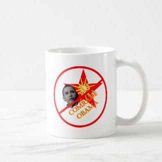 Anti-Obama Socialism Coffee Mugs