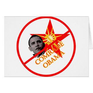 Anti-Obama Socialism Greeting Cards