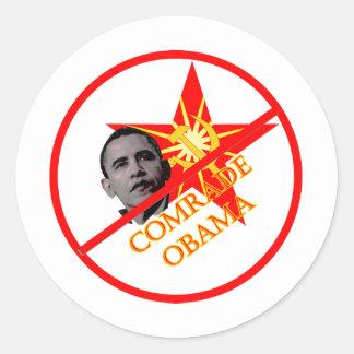 Anti-Obama Socialism Sticker