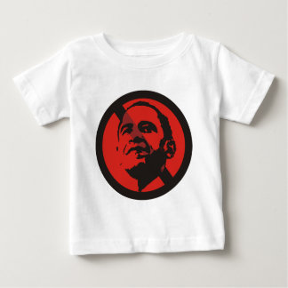 anti obama stop sign 1 baby T-Shirt