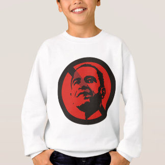 anti obama stop sign 1 sweatshirt