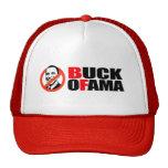 Anti-Obama T-shirt - Buck Ofama Mesh Hat