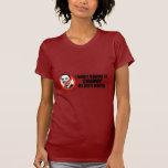 Anti-Obama T-shirt - Change my kids diaper