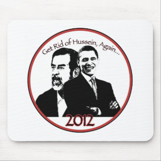 "Anti Obama ""Tea Party"" Gear Mouse Pad"