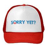 Anti-Obama - triste todavía Gorra