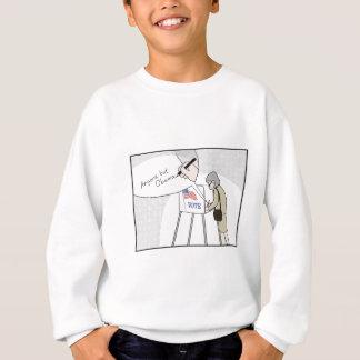 "Anti-Obama Voters say:  ""Anyone But Obama"" Sweatshirt"
