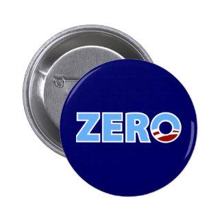 Anti-Obama Zero Buttons