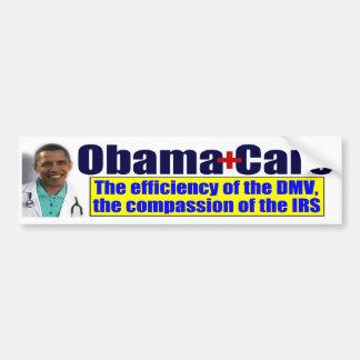 Anti ObamaCare Bumper Sticker