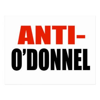 ANTI-O'DONNEL POSTCARD