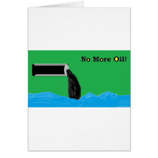 Anti Oil Clothing Card