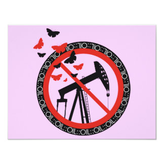 Anti Oil Exploitation Card