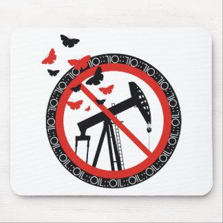 Anti Oil Exploitation Mouse Pad