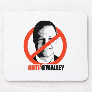 Anti-OMalley Mouse Pad