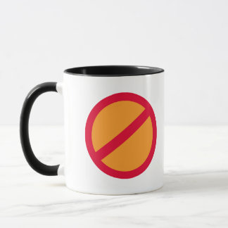 Anti-Orange Anti-Trump - Mug