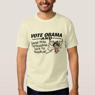 Anti-Palin Cariboobie Shirt