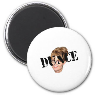 Anti-Palin Dunce Magnet