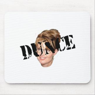Anti-Palin Dunce Mouse Pad