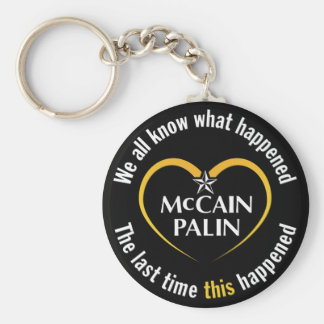 Anti-Palin Keychain