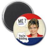 Anti-Palin Magnet Magnet