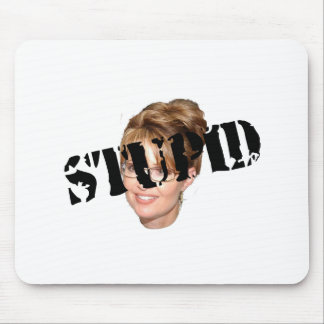 Anti-Palin Mouse Pad