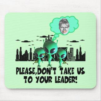Anti Palin Mouse Pad