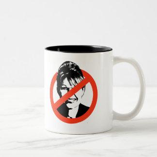 Anti-Palin Coffee Mug