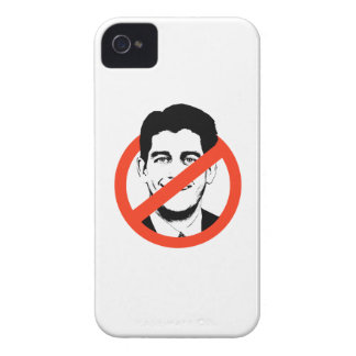 ANTI-PAUL RYAN - iPhone 4 Case-Mate FUNDAS