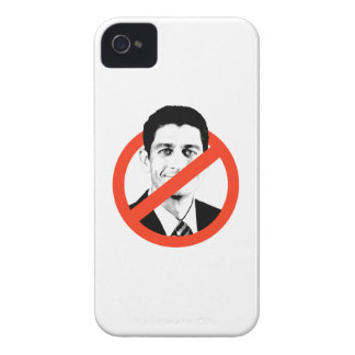 ANTI-PAUL RYAN iPhone 4 Case-Mate CÁRCASAS