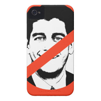 ANTI-PAUL RYAN iPhone 4 Case-Mate FUNDA