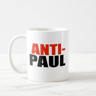 ANTI-PAUL TAZAS DE CAFÉ