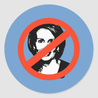ANTI-PELOSI: ANTI-Nancy Pelosi Sticker