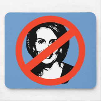ANTI-PELOSI: Anti-Nancy Pelosi Alfombrillas De Ratones