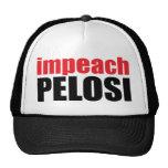 Anti-Pelosi: Impeach Pelosi Trucker Hats