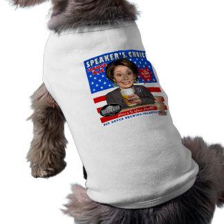 Anti-Pelosi Speaker's Choice Ale Shirt