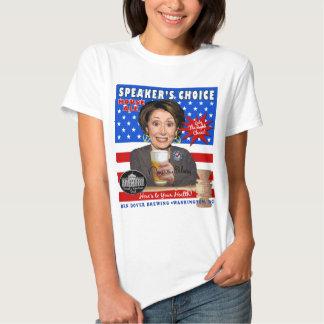 Anti-Pelosi Speaker's Choice Ale T Shirt