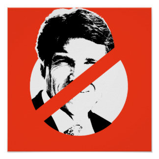 ANTI-PERRY POSTER