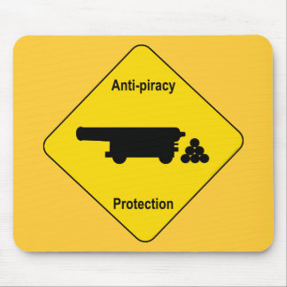 Anti-piratería Tapete De Ratones
