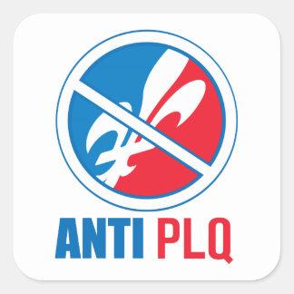 ANTI PLQ AUTOCOLLANTS