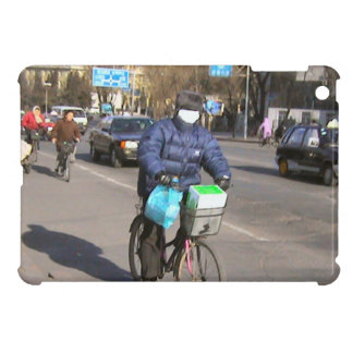 ANti-pollution mask and shopping bags iPad Mini Cases