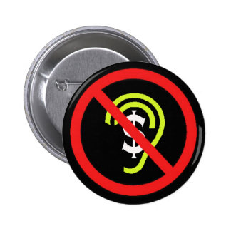 Anti-Profit-Motivated Cochlear Implant Industry Button