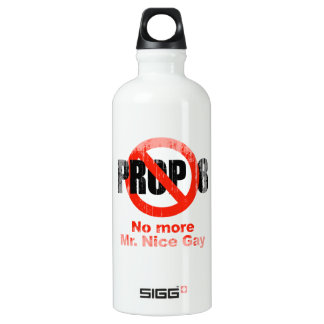ANTI PROP 8 - No more Mr. Nice Gay Faded.png SIGG Traveler 0.6L Water Bottle