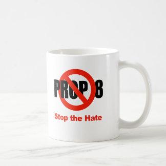 ANTI PROP 8 - Stop the Hate Mug