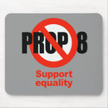 ANTI PROP 8 - Support Equality Mouse Pads