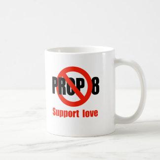 ANTI PROP 8 - Support Love Mugs