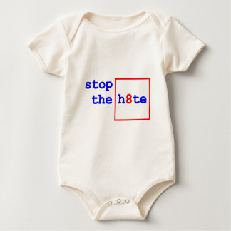 Anti-Proposition 8: stop the h8te Bodysuits