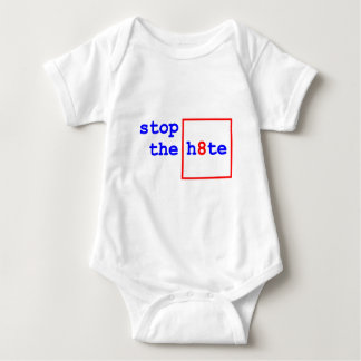 Anti-Proposition 8: stop the h8te Tshirt