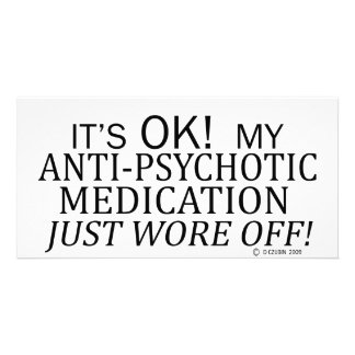Anti-Psychotic Medication Card