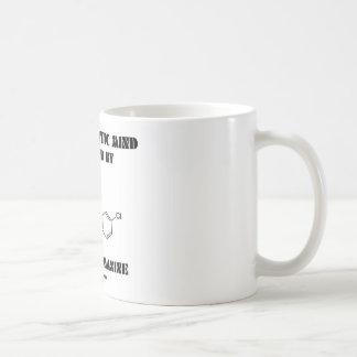 Anti-Psychotic Mind Powered By Chlorpromazine Coffee Mug