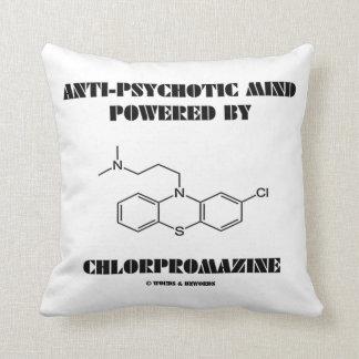 Anti-Psychotic Mind Powered By Chlorpromazine Pillow