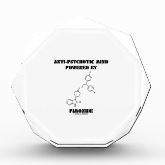 Anti-Psychotic Mind Powered By Pimozide (Molecule) Award